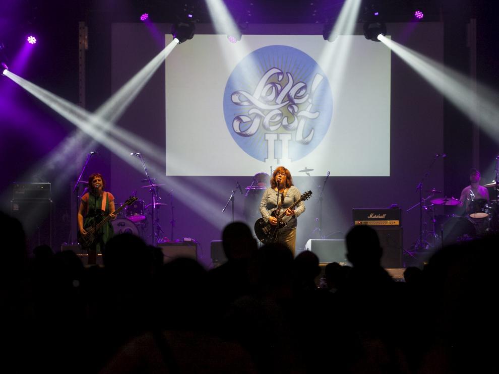 Este domingo se celebró en Zaragoza el Love Fest.