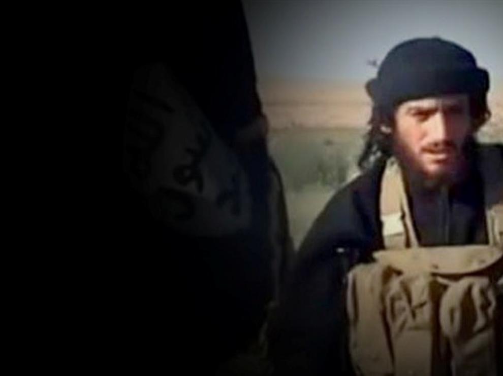 Mohamed al Adnani, portavoz del Estado Islámico.