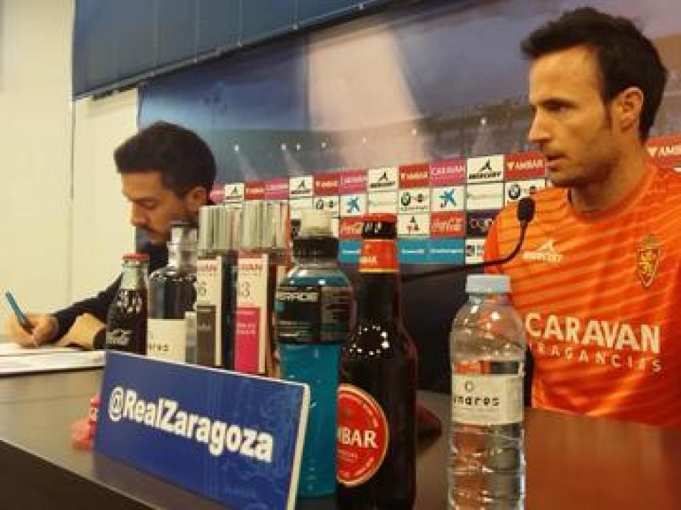 """Manu Herrera: """"El árbitro no debió permitir todo lo que pasó"""""""