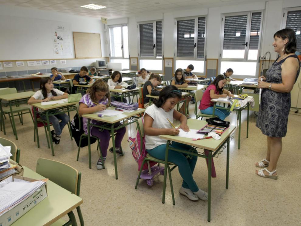 El proyecto piloto se dirige al alumnado de entre tercero y sexto de Primaria.