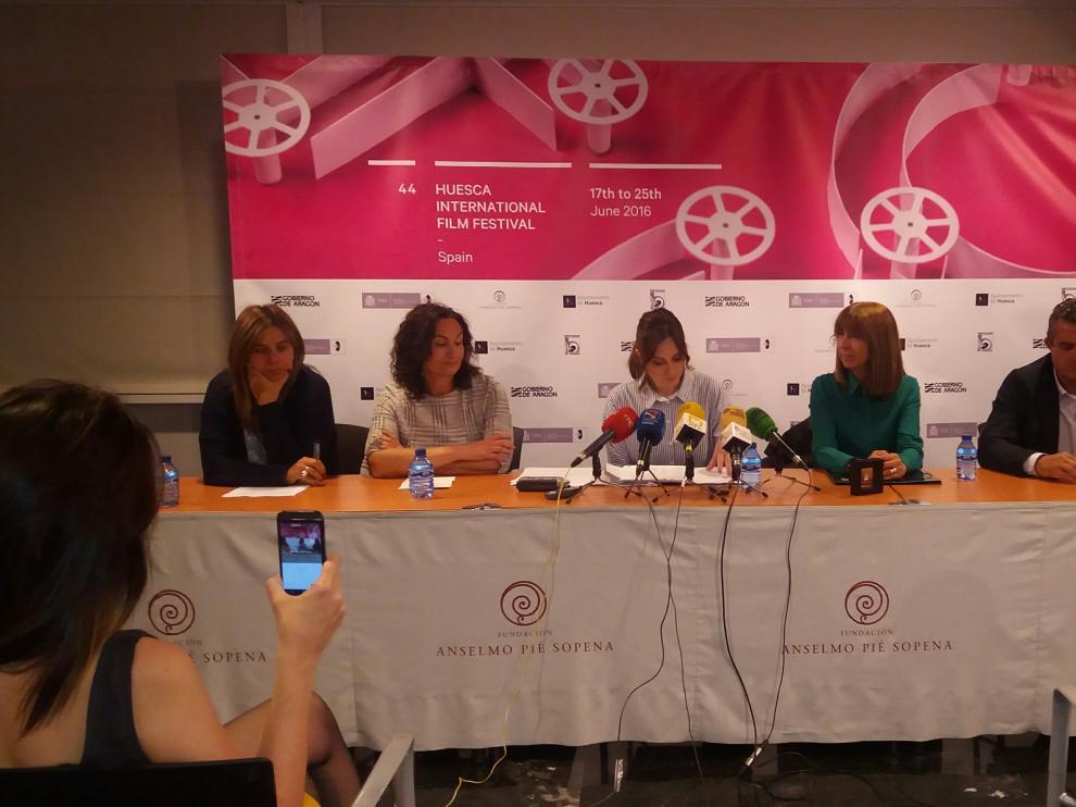 Paula Ortiz inaugurará el Festival de cine de Huesca el 17 de junio