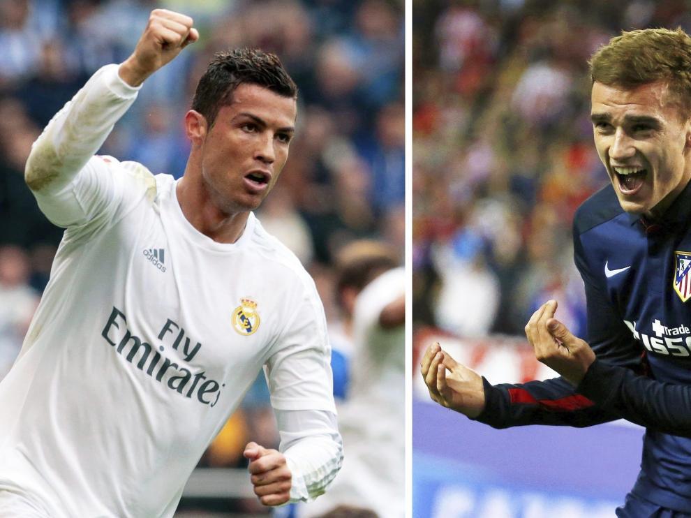 Cristiano y Griezmann, dos jugadores clave en el choque