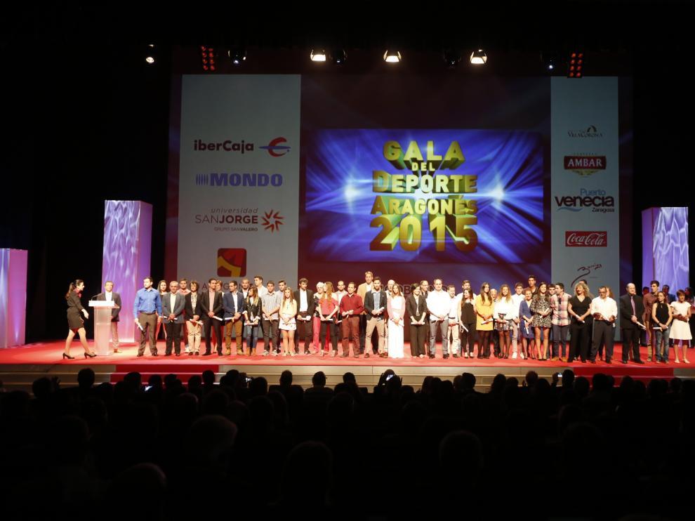 Gala del Deporte Aragonés