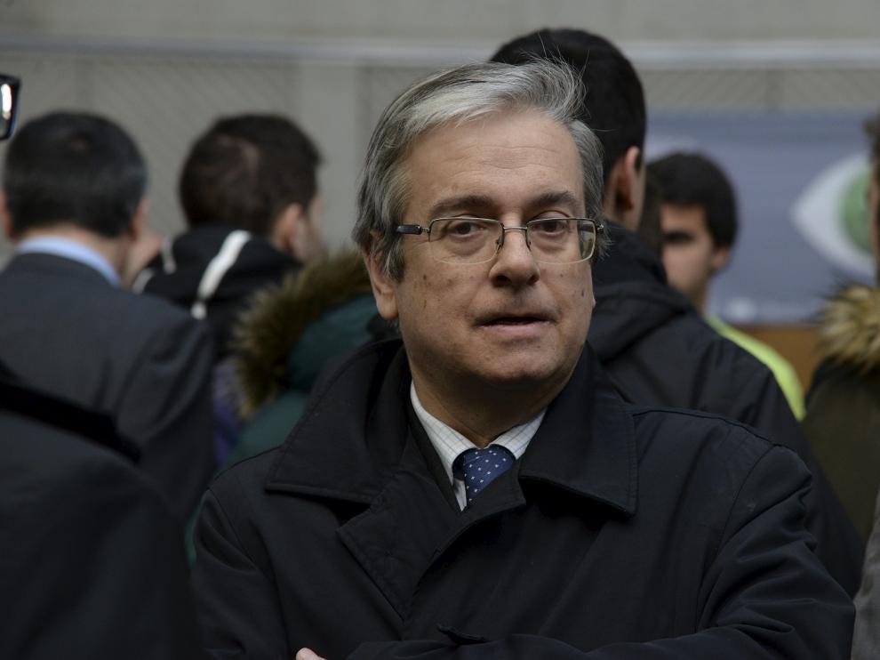 Felipe Zazurca, fiscal jefe de Huesca