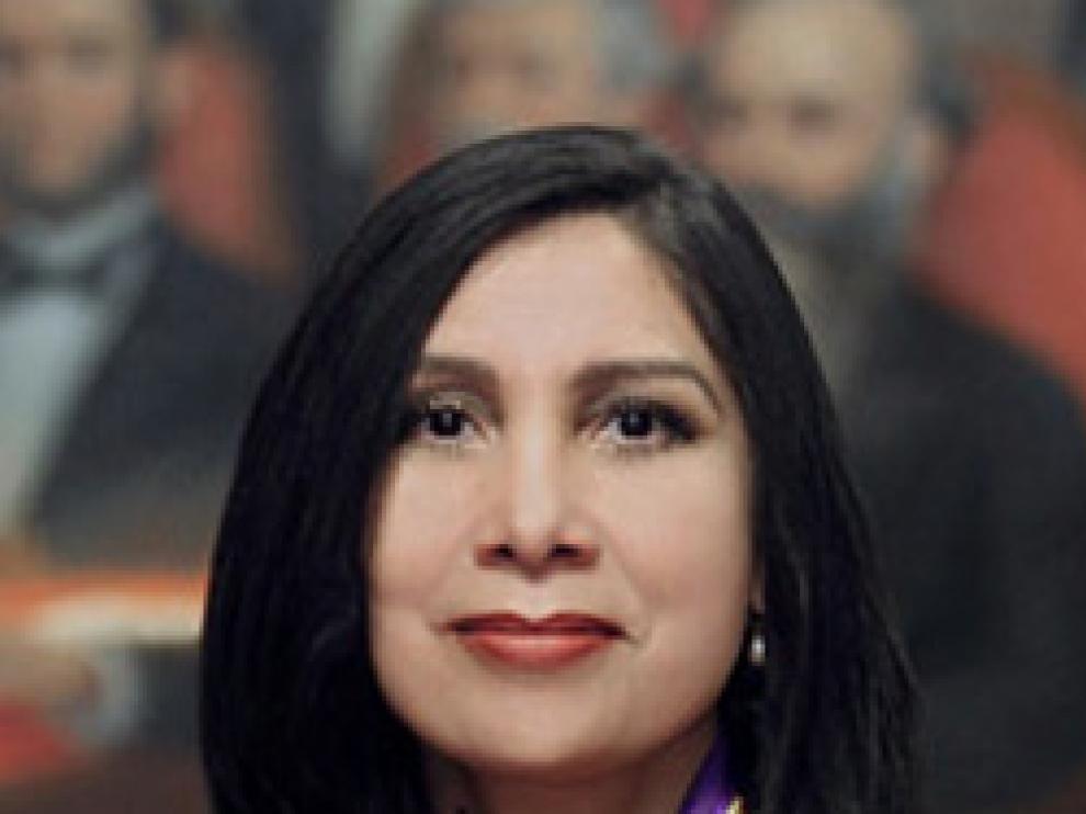 Gladys María Gutiérrez.