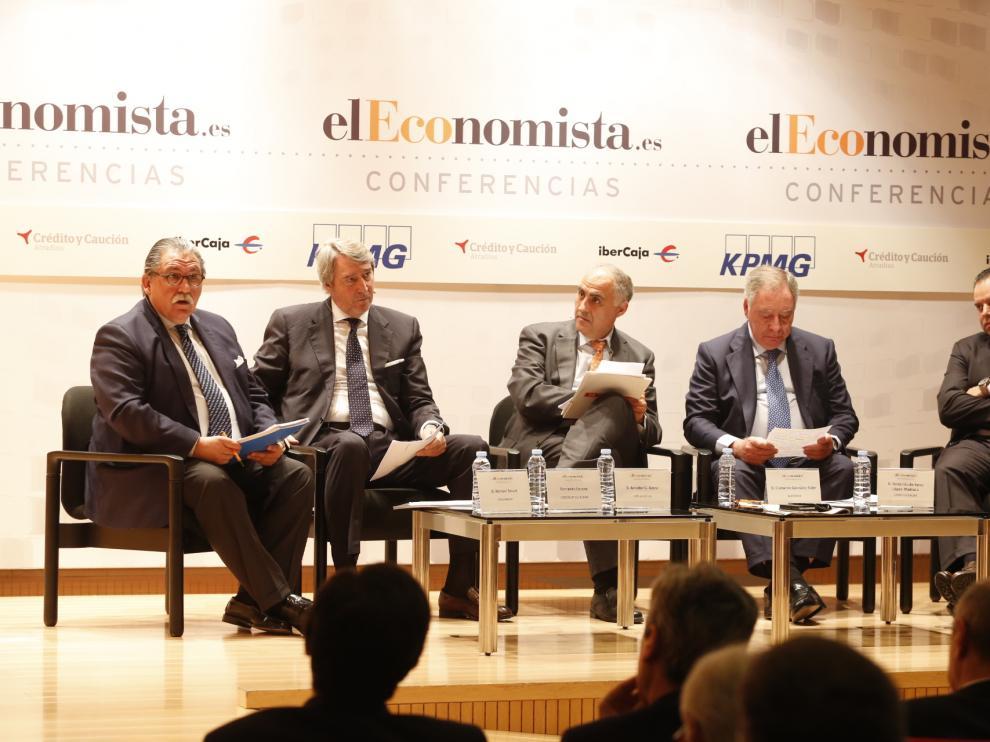 Jornada empresarial 'Un futuro industrial para Aragón'