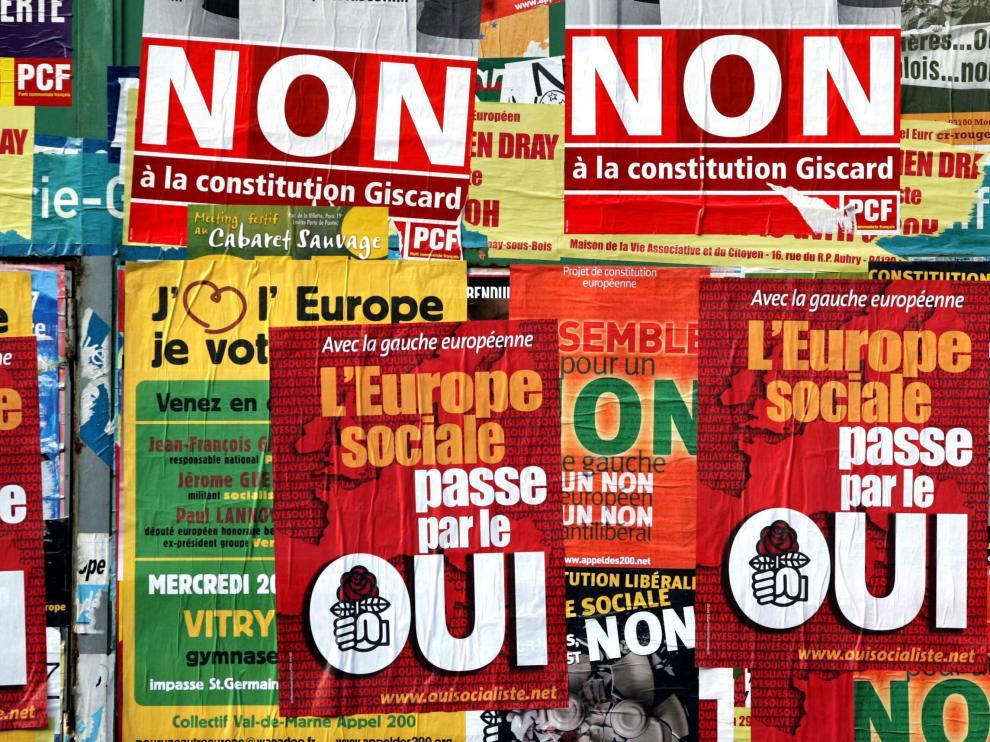 El 'no' y el 'sí' (en este caso, en francés), no se representan mediante el mismo gesto en todas las culturas.