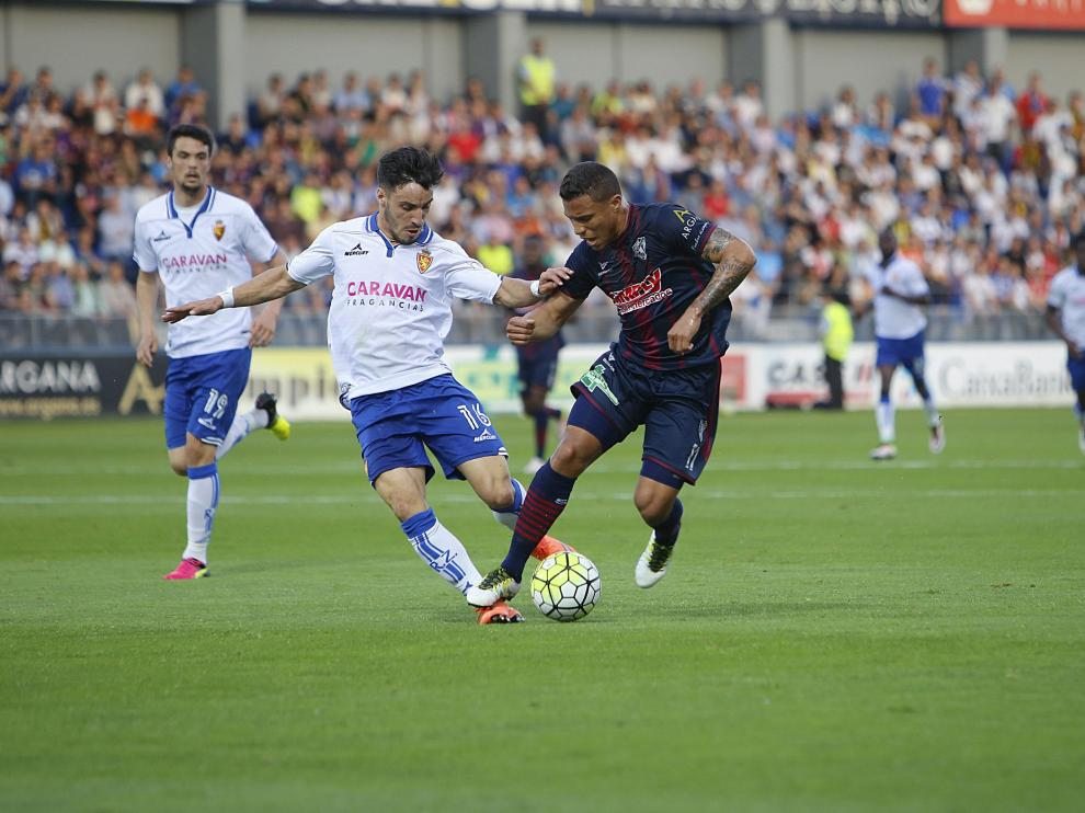 SD Huesca - Real Zaragoza.