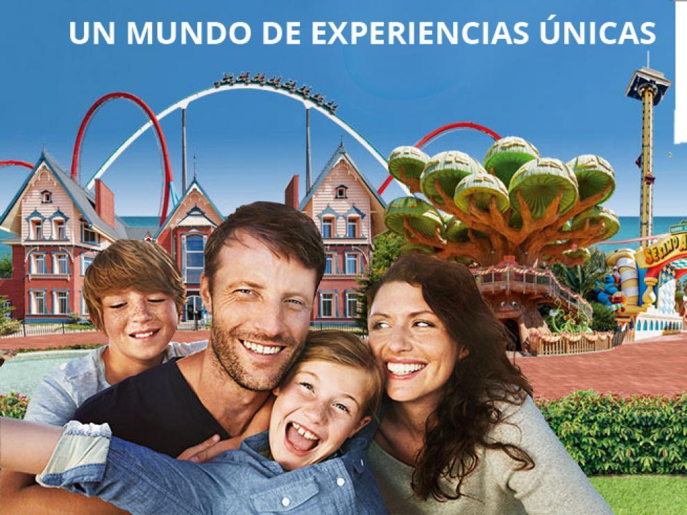 Oferplan HERALDO te invita a PortAventura Park