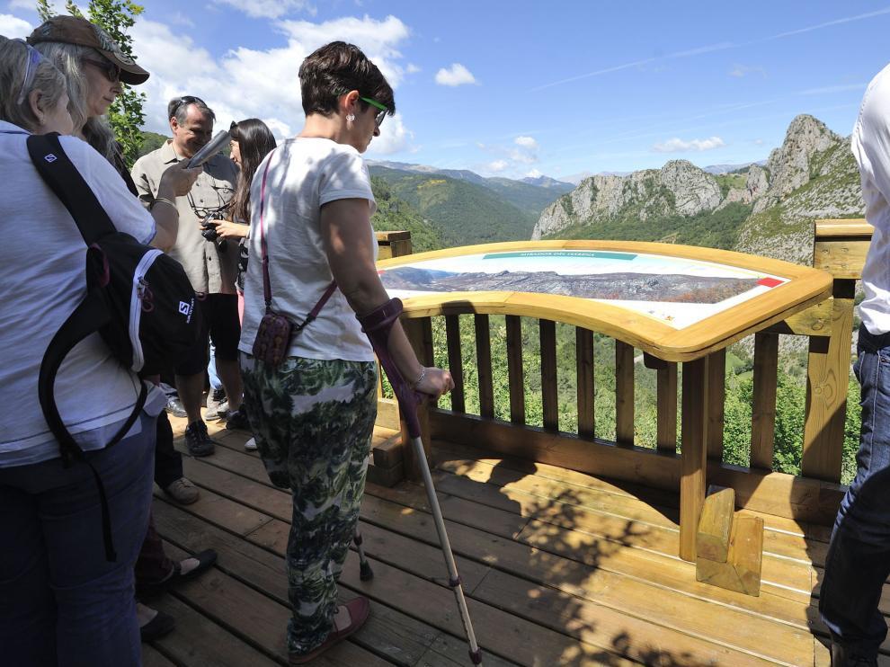 Cada ves son más las personas con discapacidad que emprenden la aventura de viajar