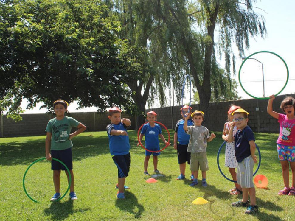 La comarca de Los Monegros ofrece actividades todos los veranos.