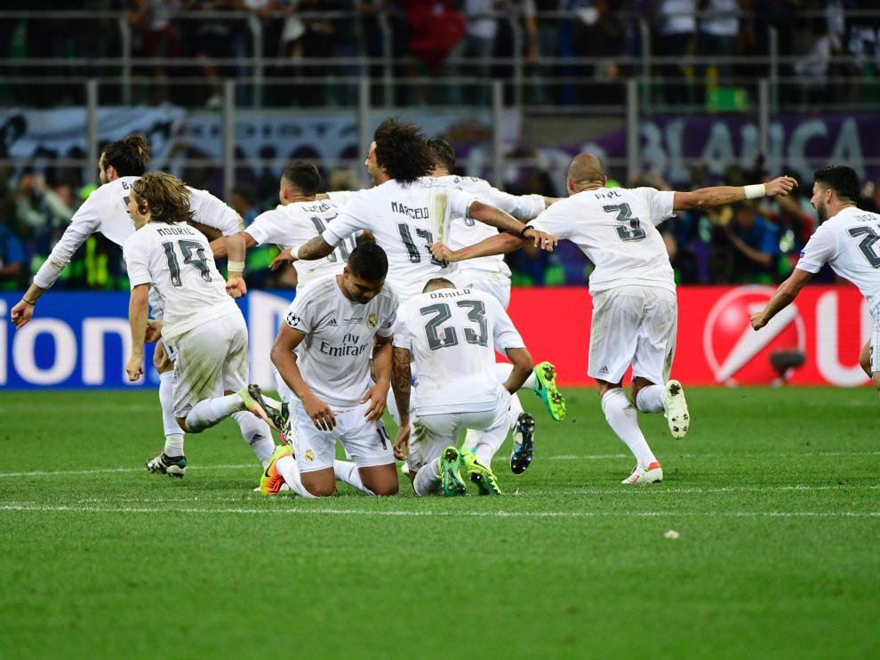 Los penaltis de la final de la Champions, lo más visto en mayo.
