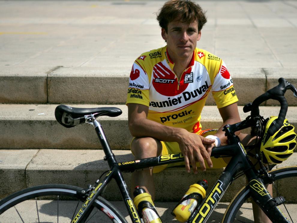 La carrera de David Cañada, en 2006
