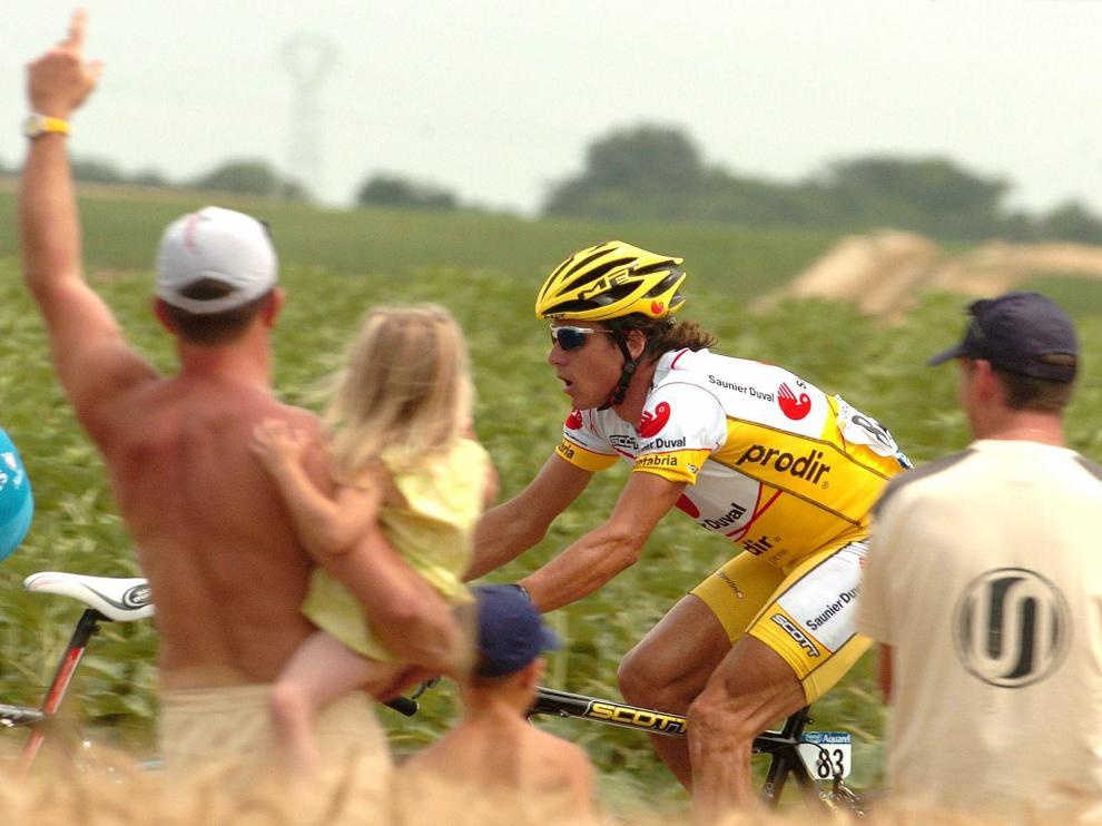 La carrera de David Cañada, en imágenes