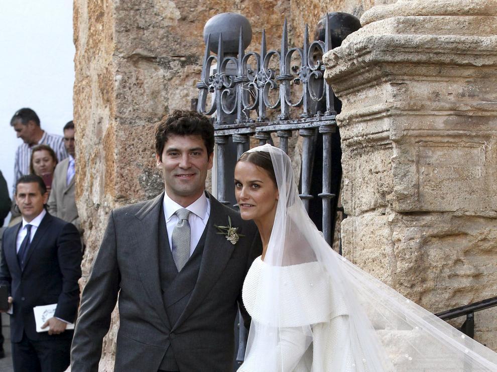 Boda de la alta sociedad británica en Granada