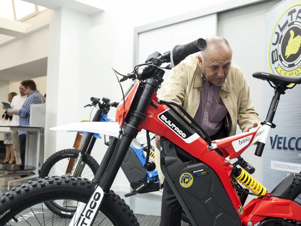 Bultaco Motors abre concesionario en Zaragoza.