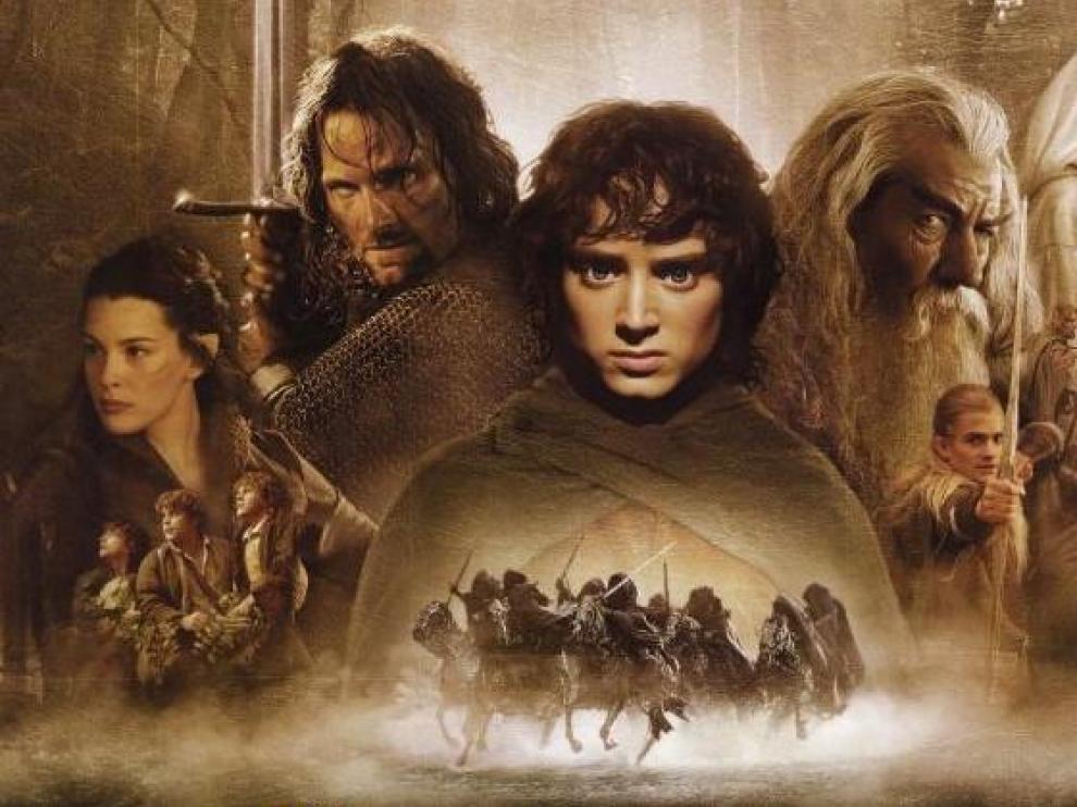 Imagen de una de las películas de 'El Señor de Los Anillos'