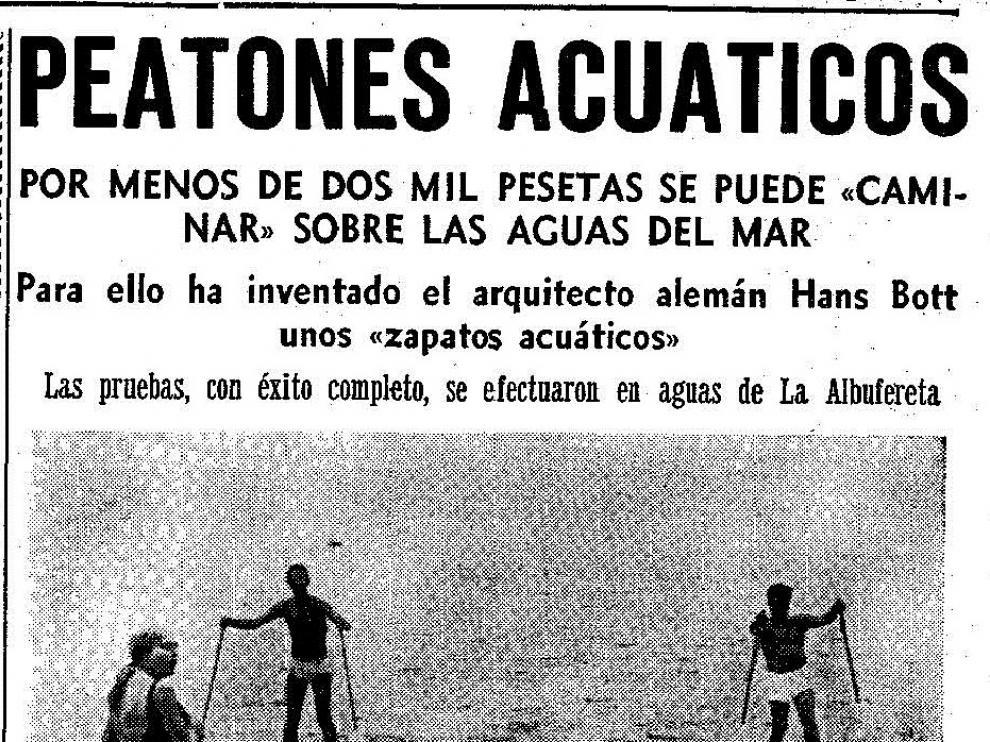 Noticia aparecida en HERALDO DE ARAGÓN