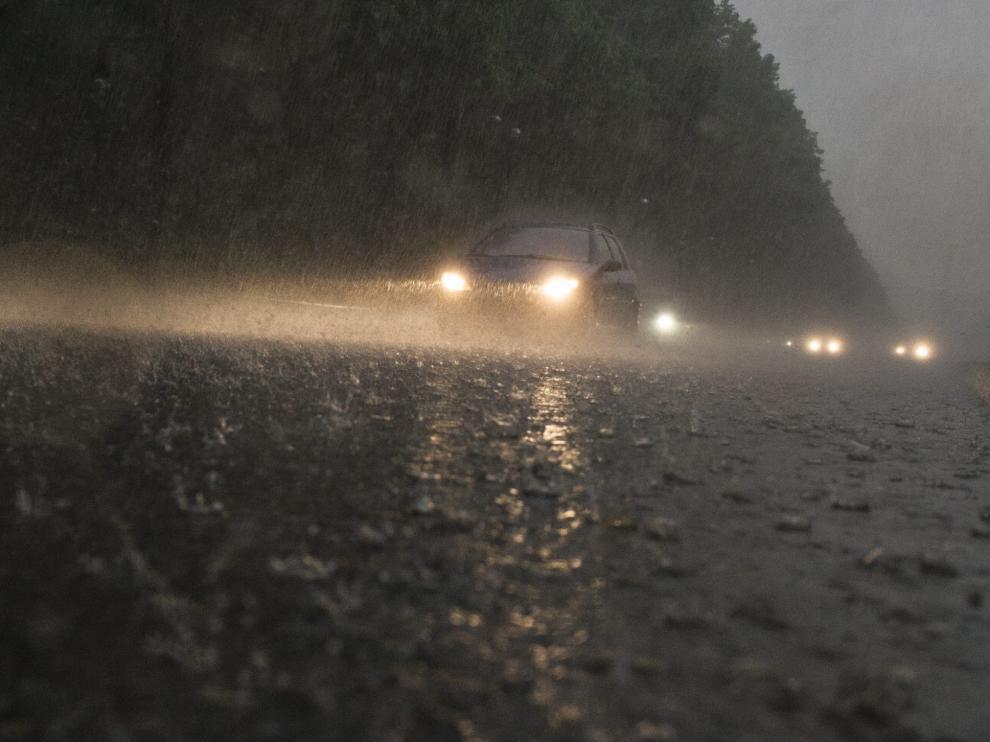Las lluvias no alcanzarán el nivel de las tempestades que sufrió Alemania hace solo unos días