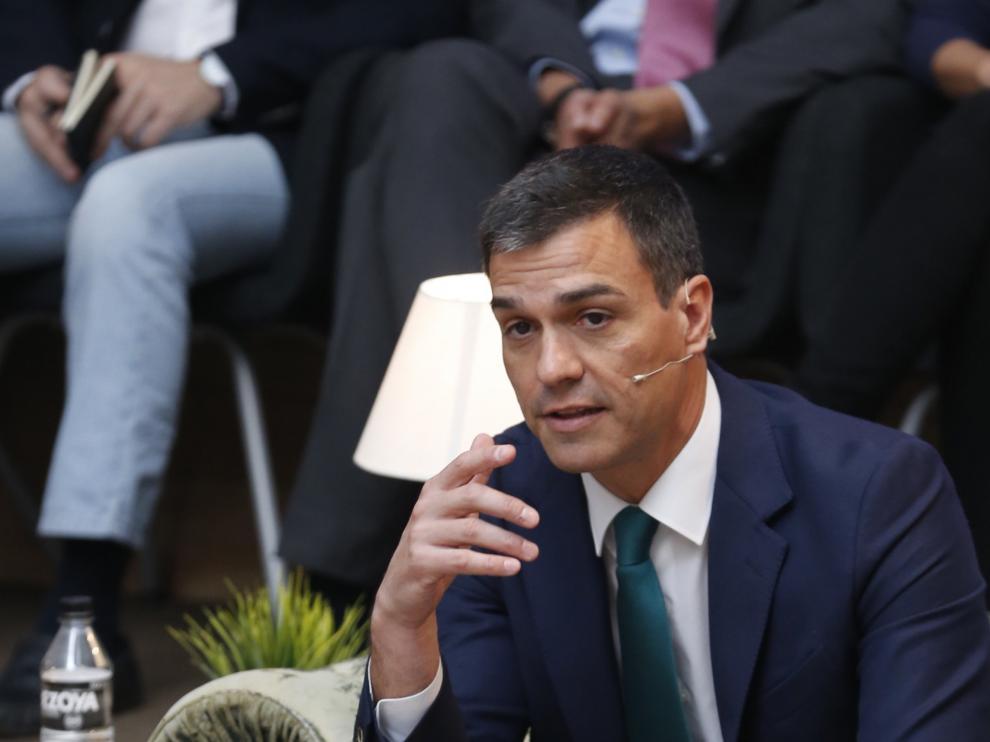 Pedro Sánchez, este martes