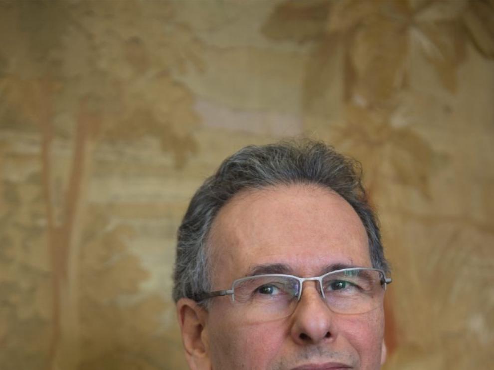 El embajador de Brasil en España, Antonio Simões.