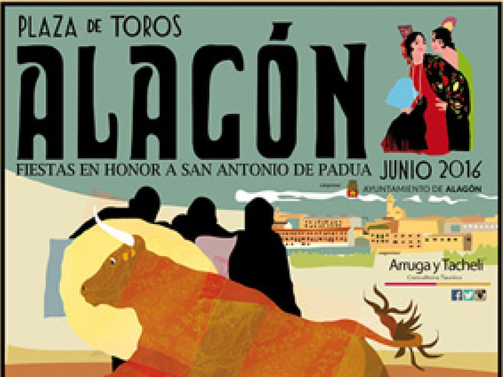 Atractivo festival mixto en Alagón