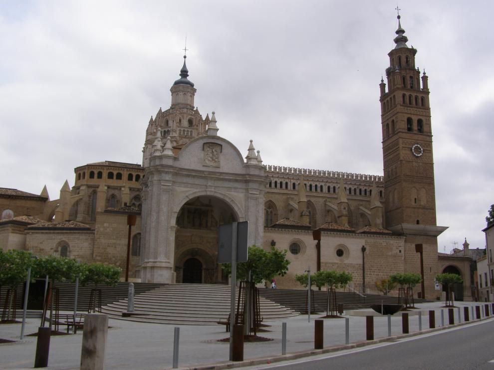 La catedral de Santa María de la Huerta será el escenario de varios conciertos.
