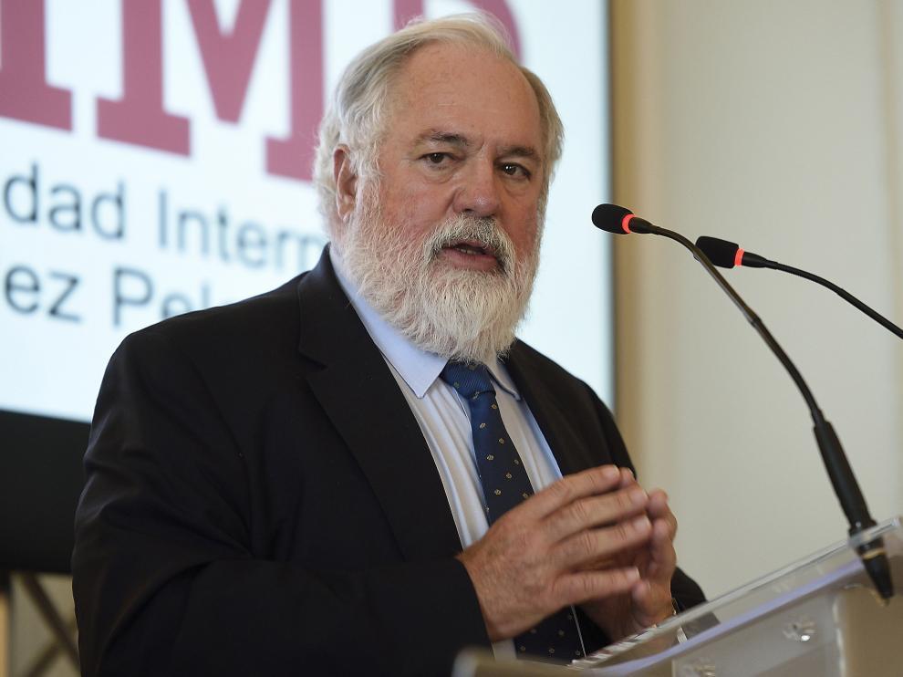 El comisario de Energía y Cambio Climático de la UE, Miguel Arias Cañete.