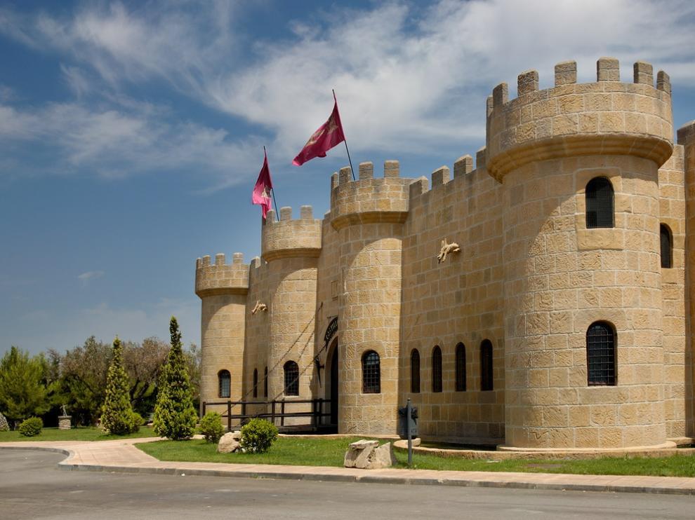 El Castillo Bonavía proporciona un espacio único para cualquier celebración.