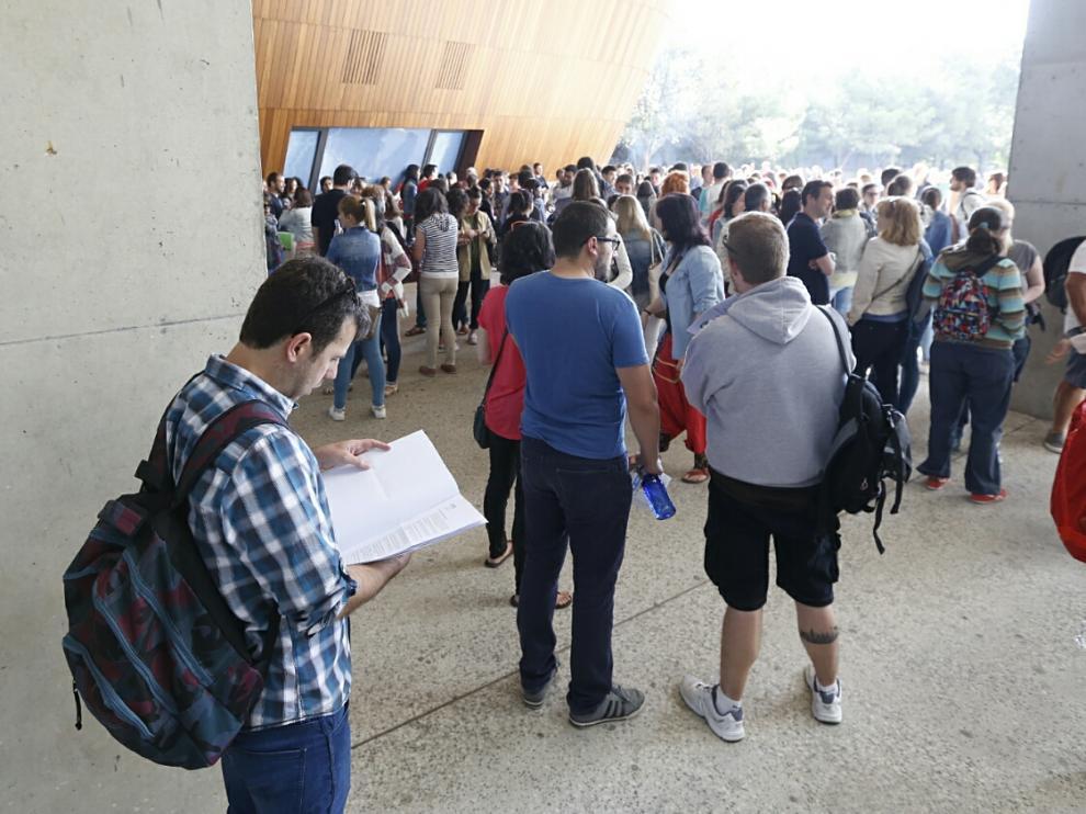Oposiciones de Educación en Zaragoza