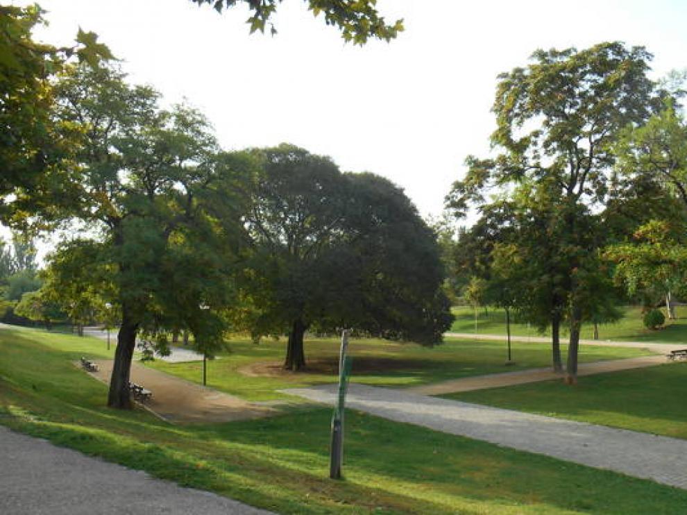 El parque Bruil, una de las posibles ubicaciones de la carpa de la FABZ