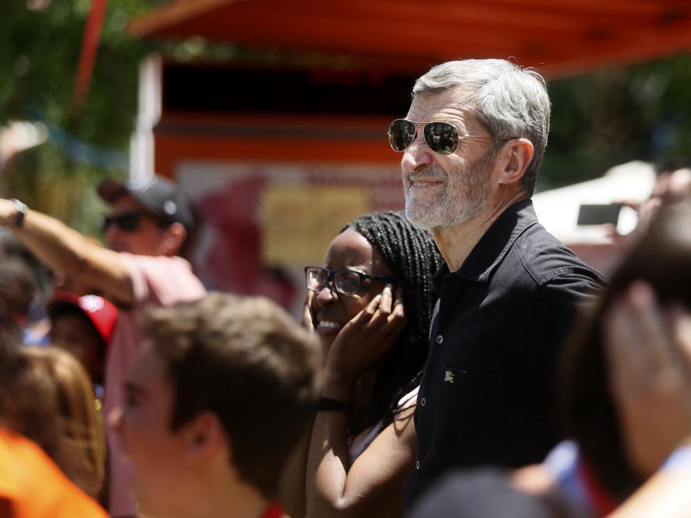Julio Rodríguez, exJemad, se queda sin escaño de nuevo.