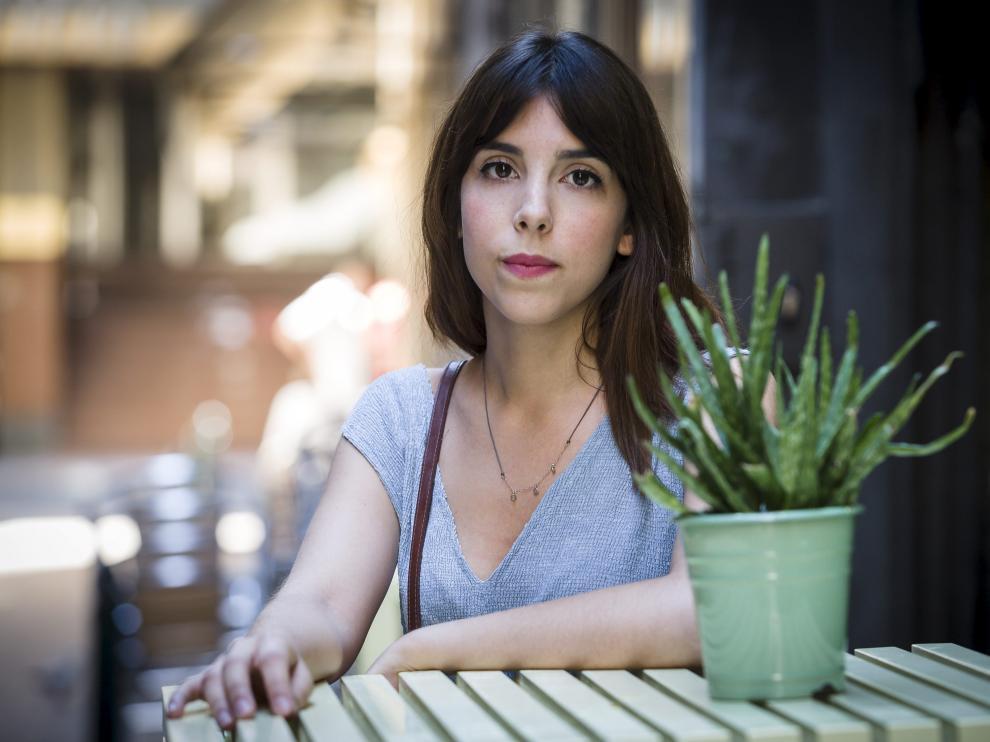 Marta Lallana, estudiante de Cine y concursante de 'Master of Photography'.