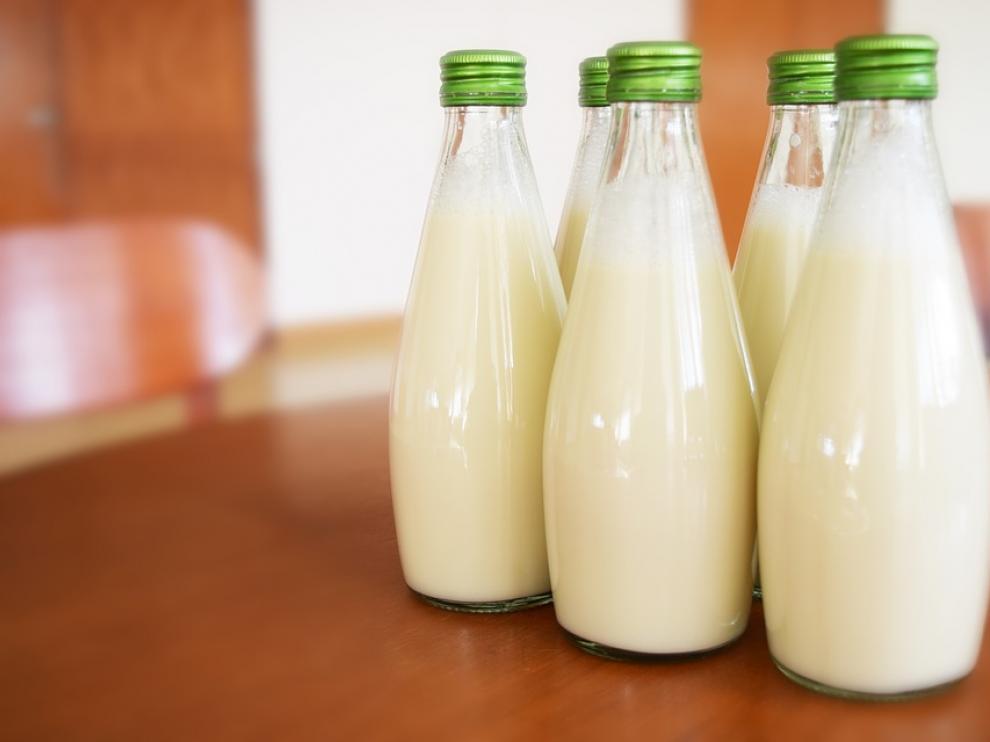 El consumo de leche y productos derivados es una de las causas más habituales de inflamación abdominal.