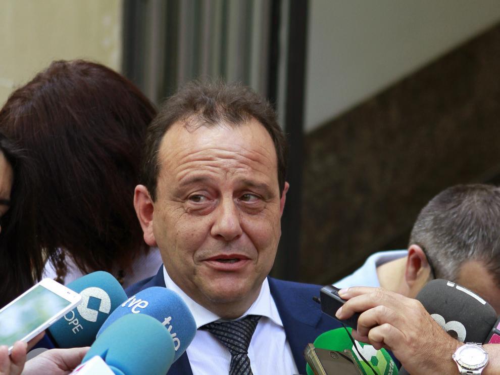 El fiscal Anticorrupción de Baleares, Pedro Horrach, en una fotografía de archivo.