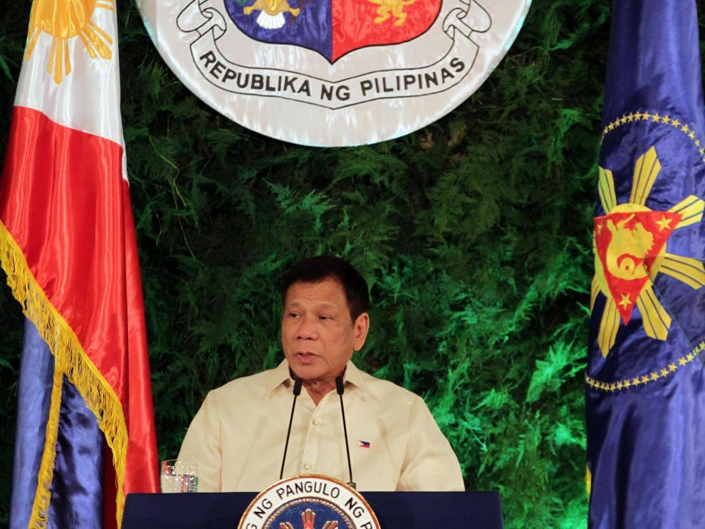 Rodrigo Duterte, el controvertido y radical nuevo presidente de Filipinas