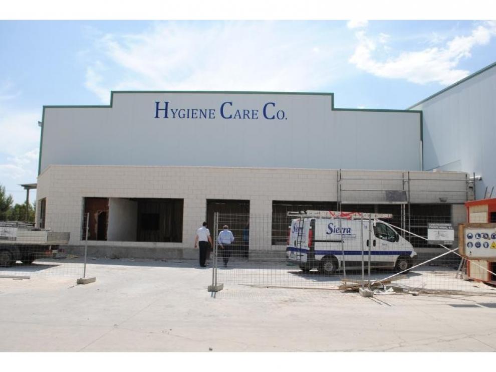 Estado de las instalaciones de Hygiene Care en Calatayud.