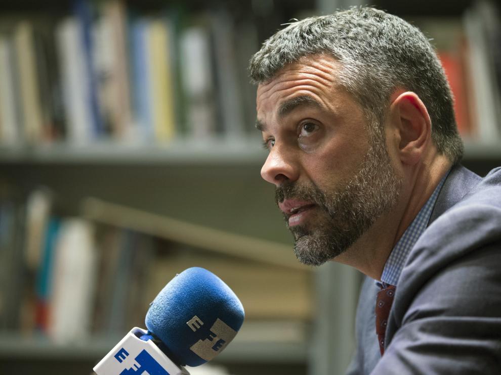 El conseller de Cultura de la Generalitat, Santi Vila.