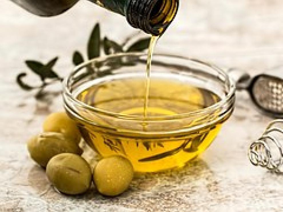 El aceite de oliva es una grasa no saturada.