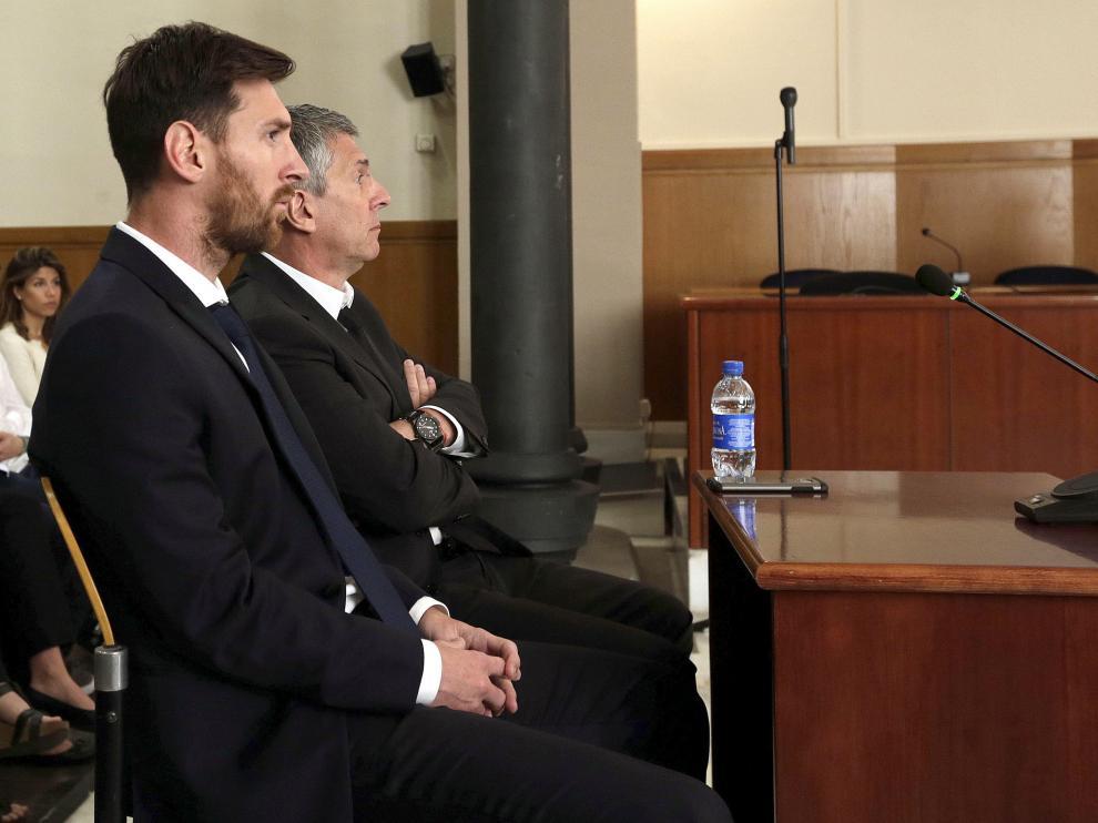 Lionel Messi, en una foto de archivo.