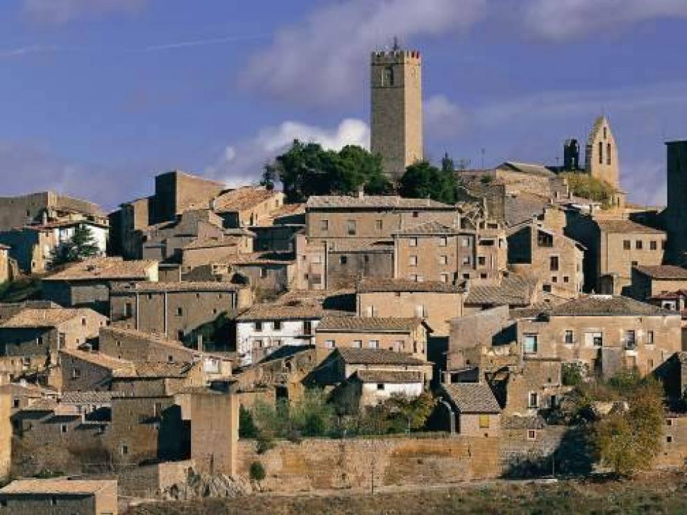 Sos del Rey Católico, entre los 44 pueblos más bonitos de España.