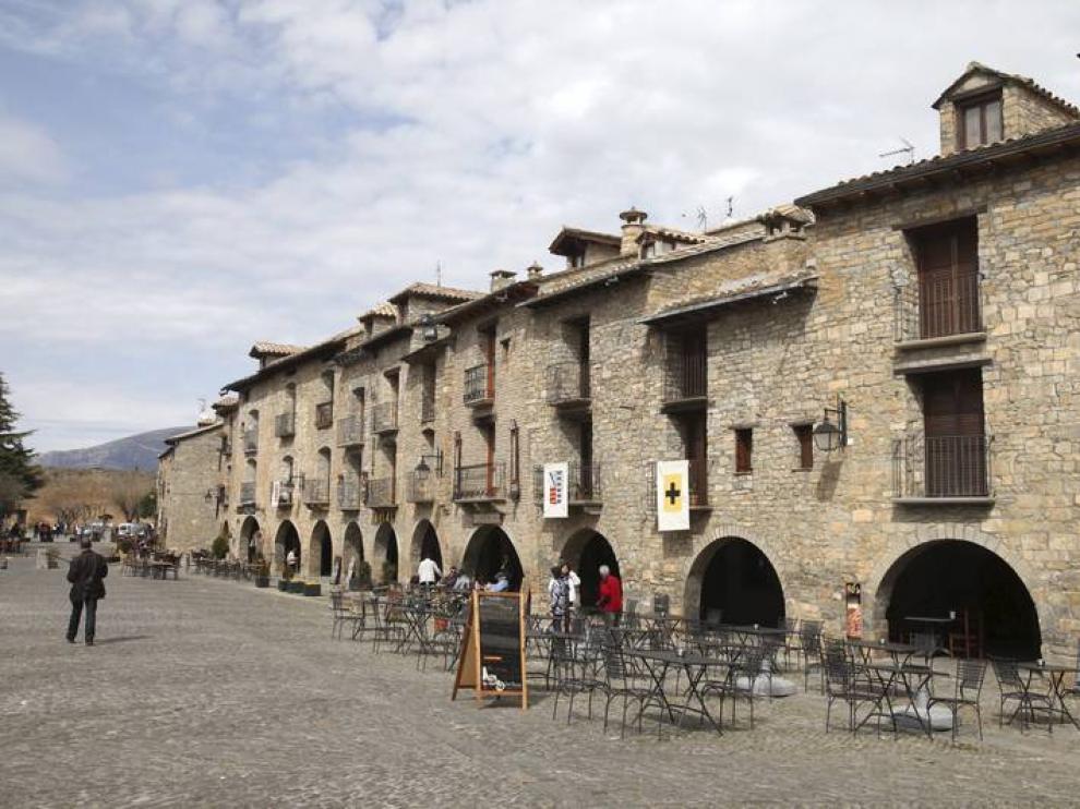 Imagen de archivo de Anento (Zaragoza).