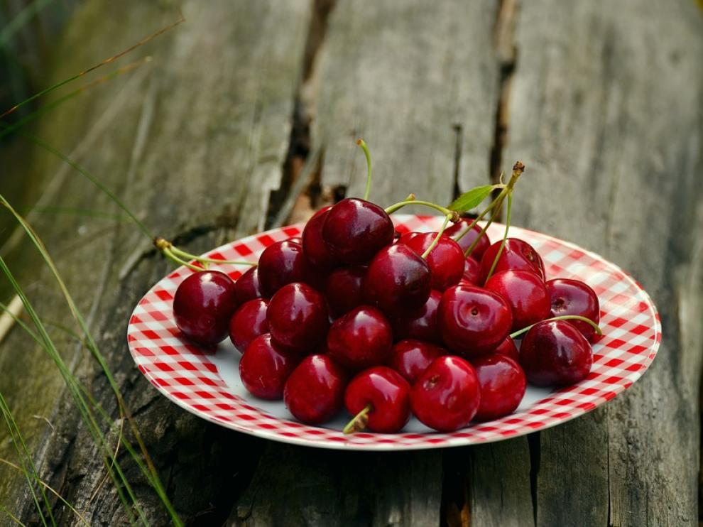 Cerezas, la superfruta del verano