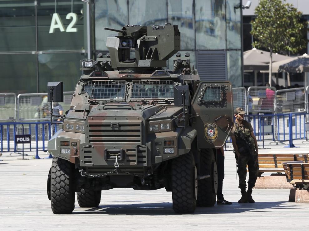 Turquía durante el Estado de Emergencia, imagen de archivo.