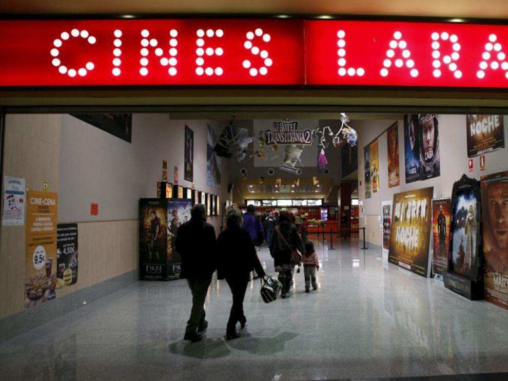 Cines Lara, imagen de archivo