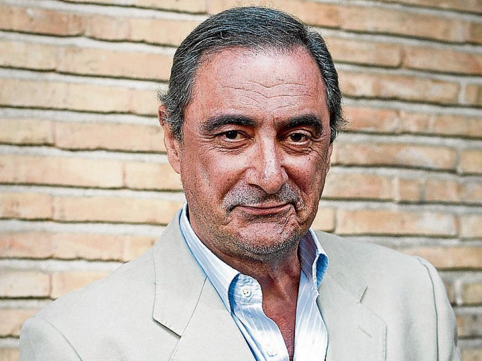El popular periodista y locutor Carlos Herrera.