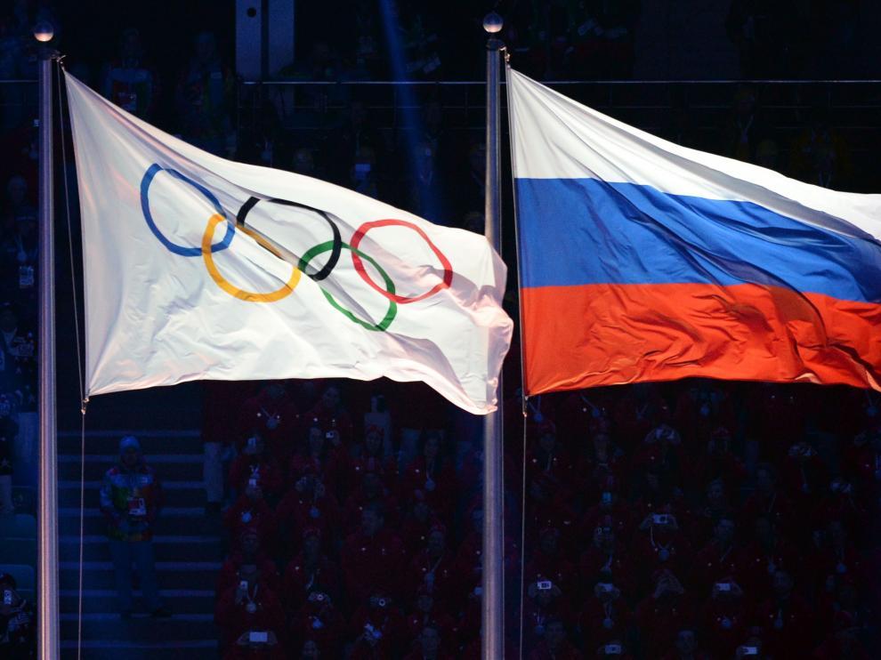 La decisión de permitir o prohibir a los deportistas rusos competir en los Juegos en agosto será tomada por las federaciones deportivas internacionales