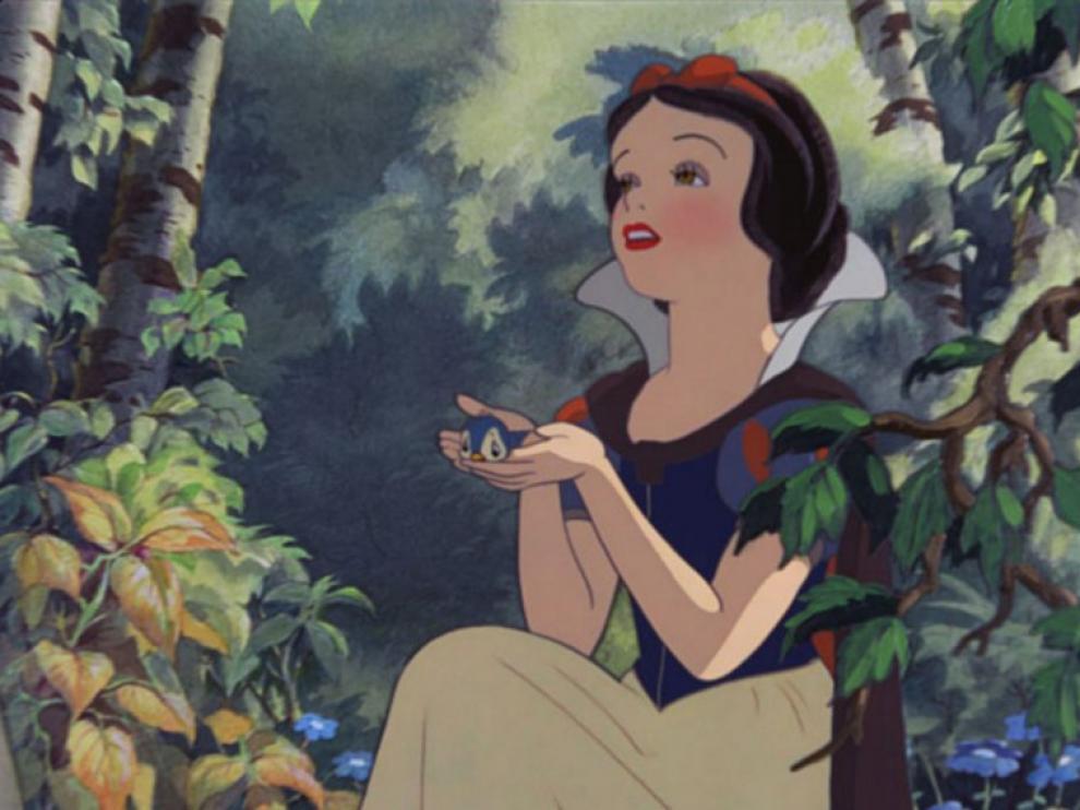 Un fotograma de 'Blancanieves y los siete enanitos', que no es la primera película de animación de la historia.