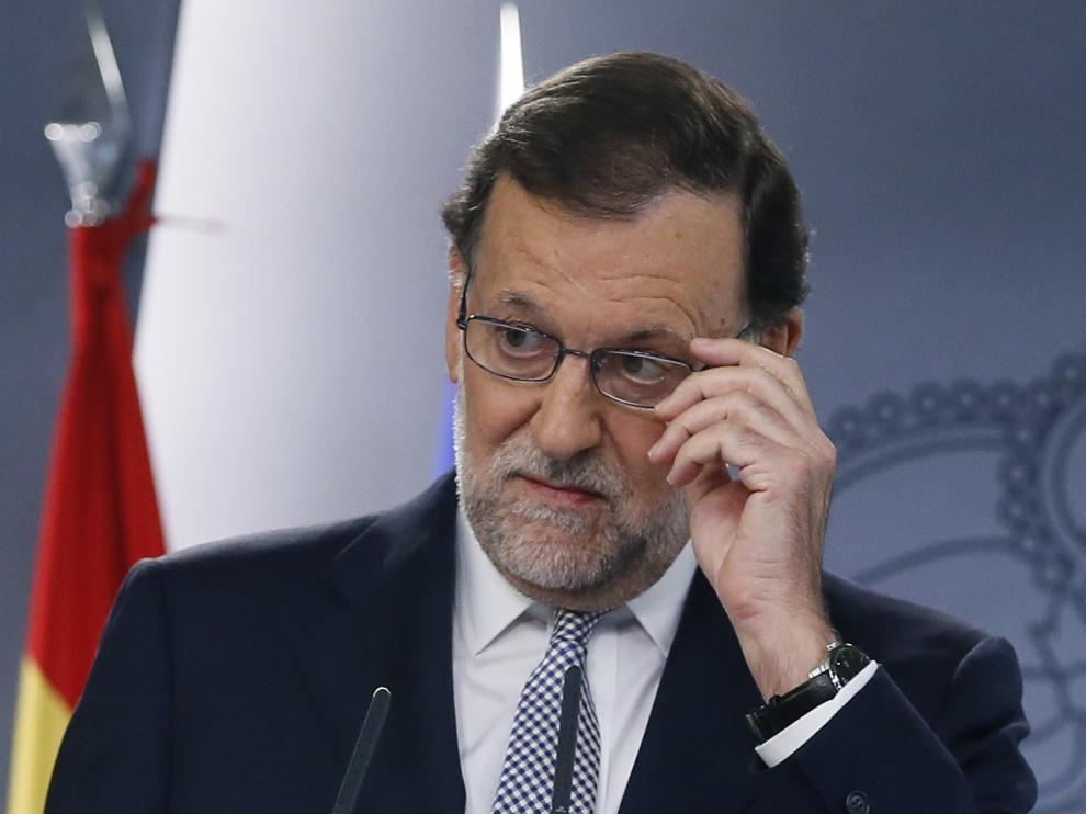Rajoy llamará este viernes a Sánchez y a Rivera