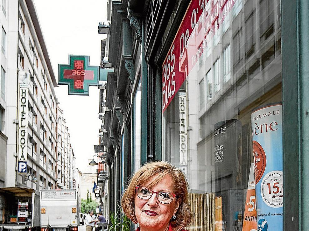 Carmen Palos.